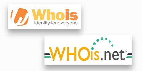 whois.com and whois.net
