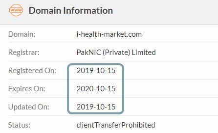 registered in 2019